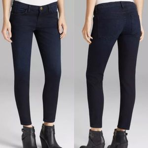 Current/Elliott The Ankle Skinny Jeans, Blue Note